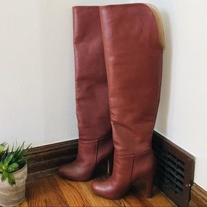 Anthropologie Candela Austin Over the knee boots
